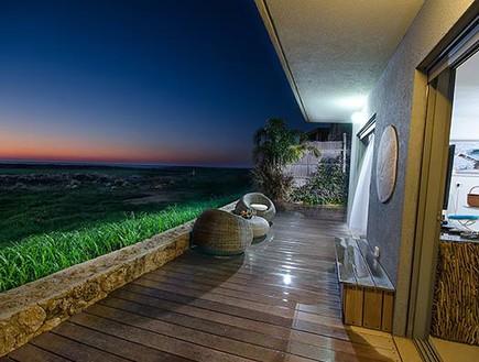 סוויטת חוף הבונים (צילום: אלברט אדוט)