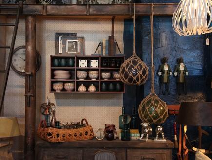חנויות סודיות, לימור לריאה וואן בדרום מנורות, צילום אבי וולדמן