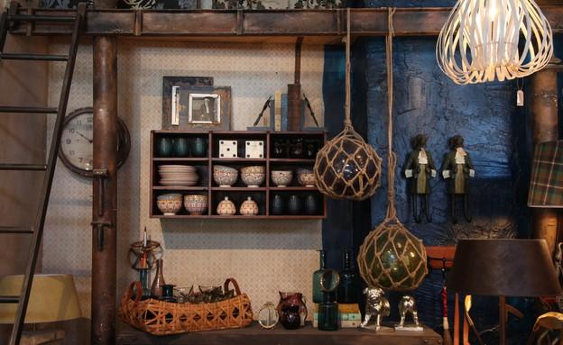 חנויות סודיות, לימור לריאה וואן בדרום מנורות, צילום אבי וולדמן (צילום: אבי וולדמן)