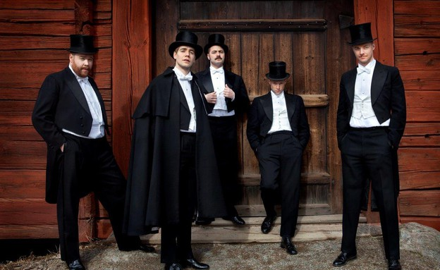 דה הייבס, the hives (צילום: Travis Schneider)