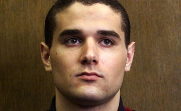 האסיר סמואל שיינביין (צילום: רויטרס)