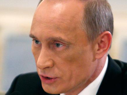 אוקראינה תעלה לפוטין בפרס נובל? (צילום: רויטרס)