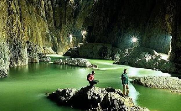 סלובניה, קרדיט tripadvisor.com, מתחת לאדמה (צילום: tripadvisor.com)