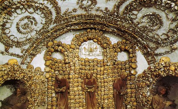 סנטה מריה, מתחת לאדמה, קרדיט weburbanist.com (צילום: weburbanist.com)