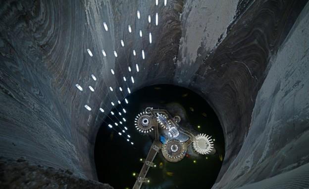 עוד מערת המלח, מתחת לאדמה, קרדיט beyondhollywood.c (צילום: beyondhollywood.com)