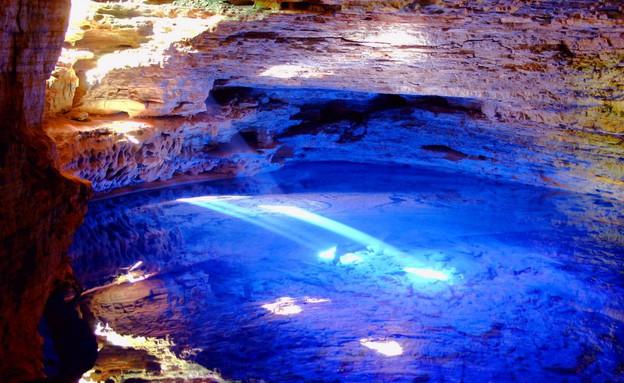 פוקו ברזיל, מתחת לאדמה, קרדיט panoramio.com (צילום: panoramio.com)
