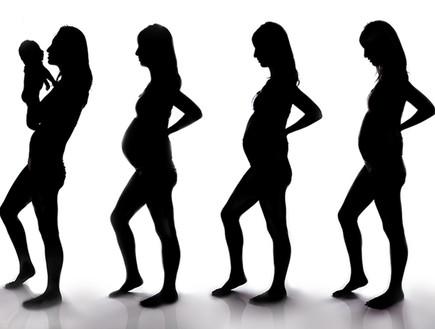 צילומי מעקב הריון - רותם שביט 2