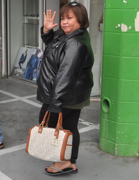 רוז פוסטנוס (צילום: צ'ינו פפראצי)