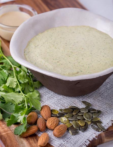 צמחי מרפא: ממרח מאקה (צילום: דרור קליש)
