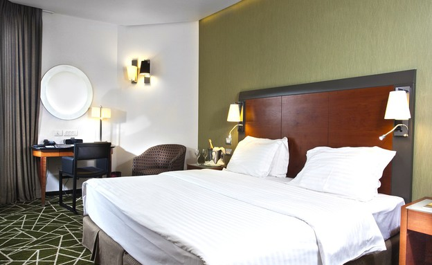 """חדר אקזקיוטיב, מלון ענבל (צילום: יח""""צ מלון ענבל)"""