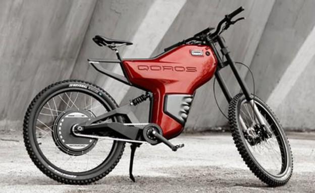 אופניים חשמליים קורוס