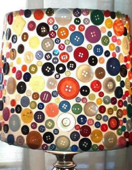 פטנטים ממוחזרים, מנורה  (צילום: www.homedit.com)