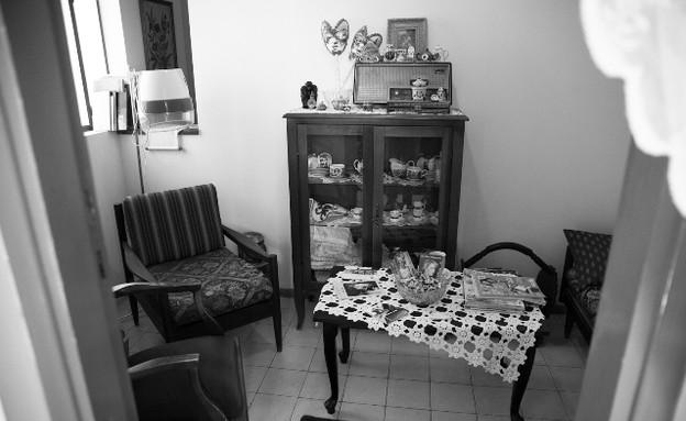 מספרות בארץ, וילה בלה שחור לבן, צילום טאלו לורן (צילום: טאלו לורן)