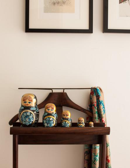 סטפני בשיפוץ, חדר שינה בבושקות גובה (צילום: yoray Libermann)