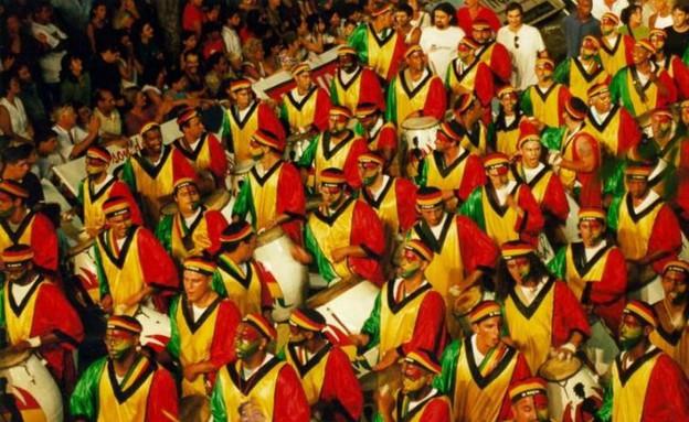 קרנבל אורוגוואי, קרנבלים בעולם, קרדיט wikipedia us (צילום: wikipedia user Leovola)
