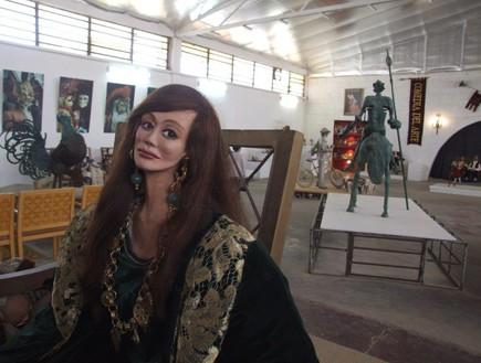 טיול כפר הנוקדים, מוזיאון הבובות 1 (צילום: איל שפירא)