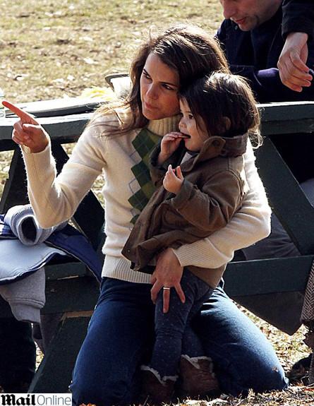 קארי ראסל והבת