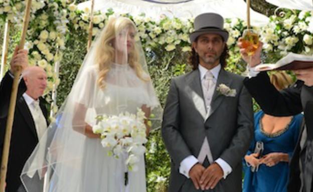 החתונה של פאינה וג'ייקוב (צילום: ריצ׳ארד יוחם ושדרין ורובי)