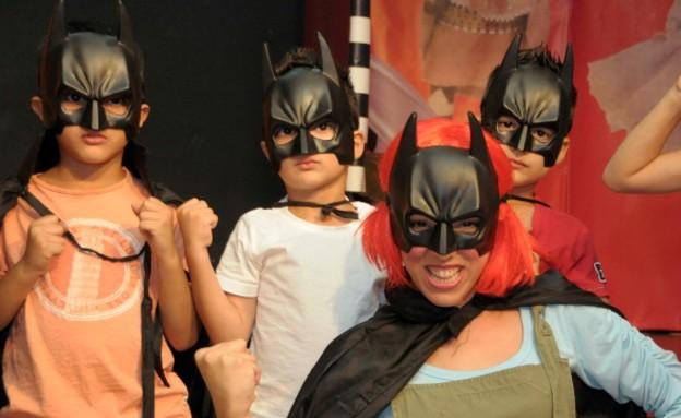 איפה מיש- מוזיאון הילדים חולון, פעילויות פורים (צילום: טל קירשנבאום)