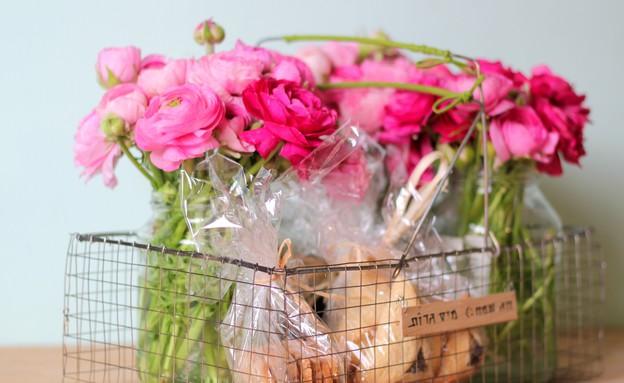 סלסילה,מוכנה פרחים (צילום: לירון גונן)