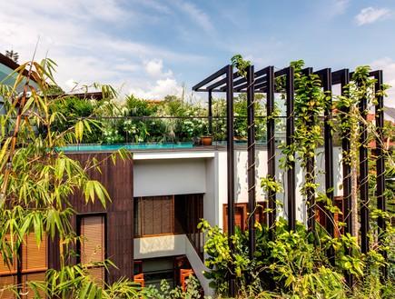 בית חלומות סינגפור, חוץ