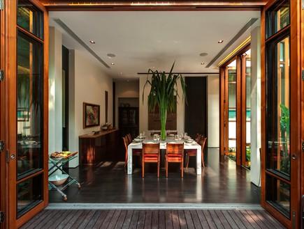 בית חלומות סינגפור, מרפסת מבט