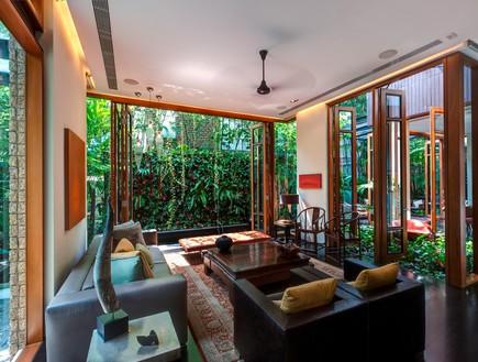 בית חלומות סינגפור, סלון כללי