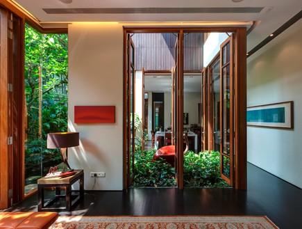 בית חלומות סינגפור, פינת אוכל חלונות