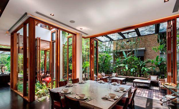 בית חלומות סינגפור, פינת אוכל (צילום: Sanjay Kewlani)
