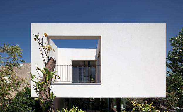 סמט אדריכלים, מבט מהצד (צילום: עמית גורן)