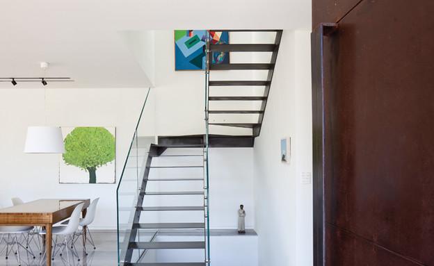 סמט אדריכלים, מדרגות (צילום: עמית גורן)