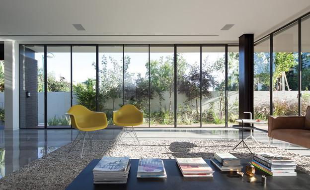 סמט אדריכלים, שקיפות  (צילום: עמית גורן)