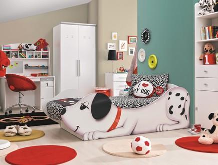 מיטות, כלב,