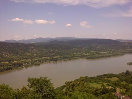 נהר הדנובה הונגריה, טרקים במזרח אירופה