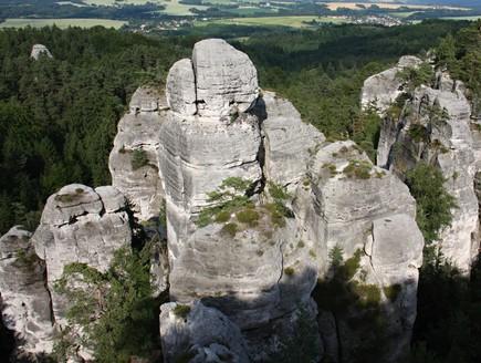 שביל הזהב של גן העדן הבוהמי בצ'כיה, טרקים במזרח אירופה