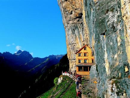עוד בקתה, הכי בעלם 5 (צילום:  appenzell.info)