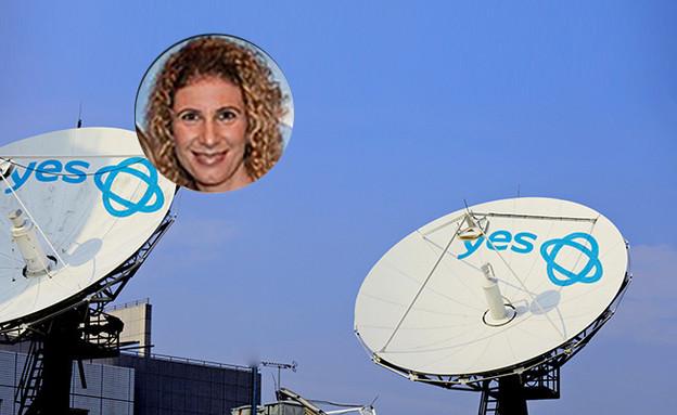 אנטנות של yes (צילום: Thinkstock, לם וליץ סטודיו)