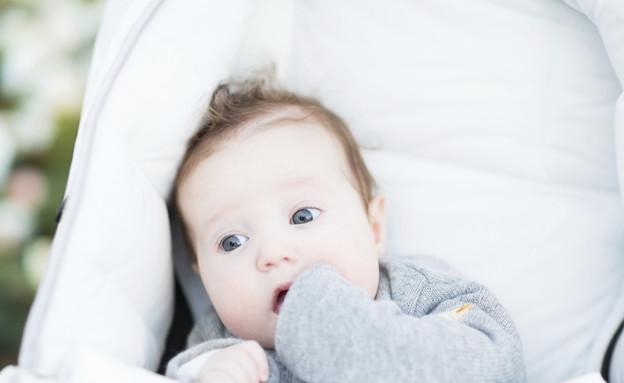תינוק בעגלה (צילום: FamVeld, GettyImages IL)