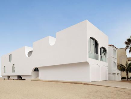 תחרות אדריכלים, בית וולט, מבט מבחוץ