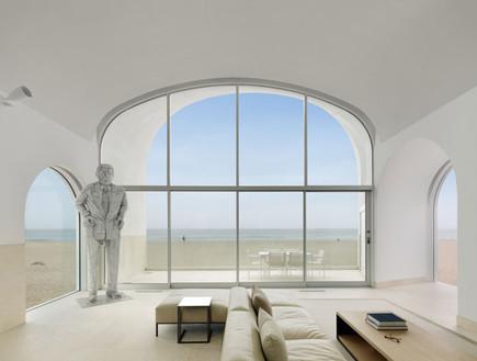 תחרות אדריכלים, בית וולט, פנים