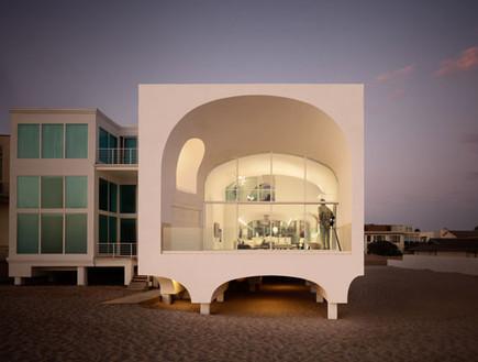 תחרות אדריכלים,בית וולט, חזית