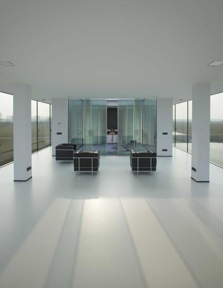 תחרות אדריכלים, וילה קוגלהוף, סלון