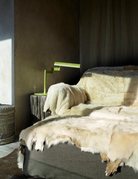 תחרות אדריכלים, לה לונה, חדר שינה
