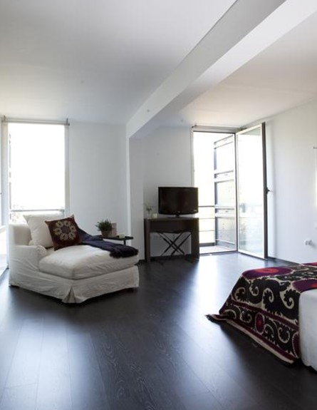 קונטיינרים חדש, בית אינפינניסקי חדר שינה גובה, ציל (צילום: Pablo Sarabia)