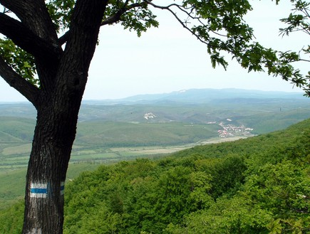 השביל הארצי הכחול של הונגריה