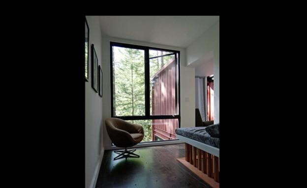 קונטיינרים חדש, שישה אלונים חדר שינה כיסא, צילום ב (צילום: Modulus )