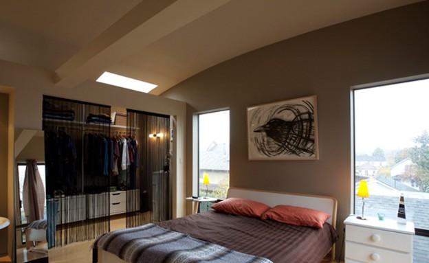 קונטיינרים חדש, זיגלו חדר שינה, צילום  Nik West  (צילום: Nik West)