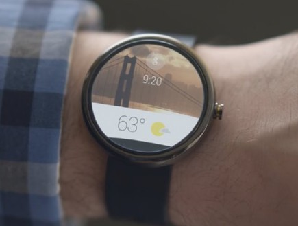 android wear, השעון החכם של גוגל