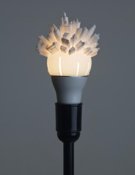 מדפסות תלת מימד, מנורה גובהצילום  Tim Stet (צילום: Tim Stet)