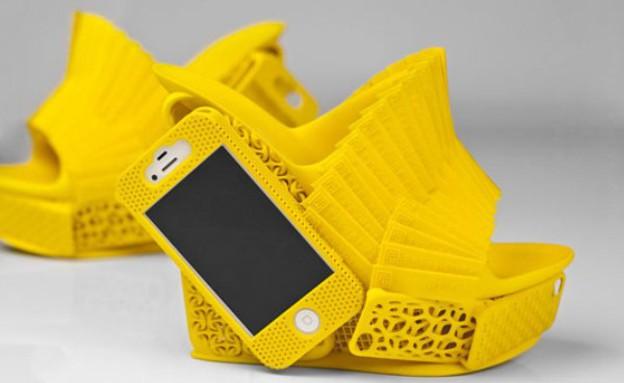 מדפסות תלת מימדנעל אייפון, צילום  freedomofcreatio (צילום: freedomofcreation.com)